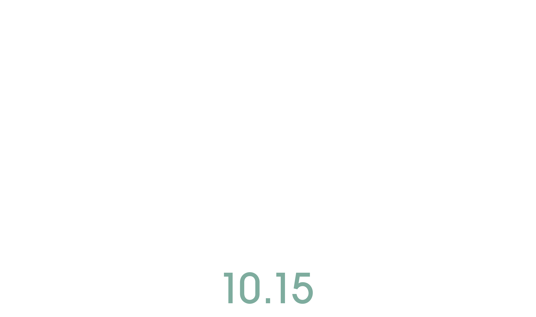 10.15公開