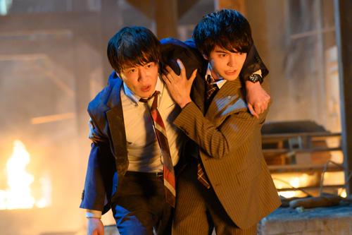 『劇場版おっさんずラブ~LOVE or DEAD~』場面写真
